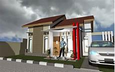 Gambar Desain Rumah 5x10 Tukang Desain Rumah