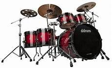 Ddrum Ddrum Anniversary Kit 10th Anniversary Drum Kit