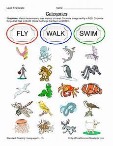 animal worksheets grade 5 13877 common worksheet l 1 5 teaching