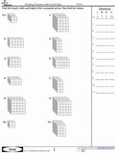 algebra worksheets 8423 5th grade volume unit cubes worksheet volume worksheets volume math activities volume math