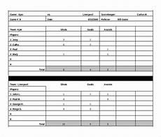 11 free download scoreboard templates in microsoft word format free premium templates