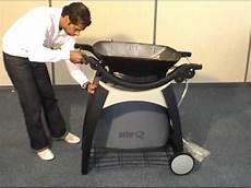 barbecue a gas weber q300 istruzioni per il montaggio