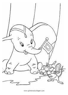 Gratis Malvorlagen Dumbo Dumbo 22 Gratis Malvorlage In Comic Trickfilmfiguren