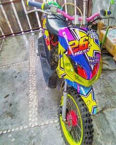 Mio Modif Trail by Modifikasi Mio Trail