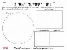 planet earth worksheets ks2 14460 ks2 our world ks2 planet earth different views and scales ks2 ks2 geography ks2