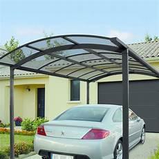 abri de voiture en aluminium et polycarbonate carport