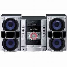 Sony Mhc Rg290 Cha 238 Ne Hifi Sony Sur Ldlc