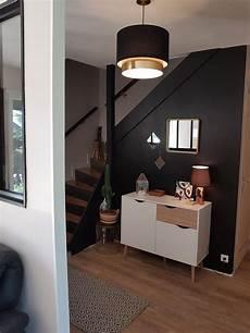 Entrée Appartement Design D 233 Co Relooker Une Entr 233 E Et Un Escalier Atelier De