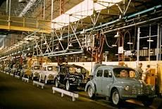 usine renault usine factory renault 4cv production line pre loved car
