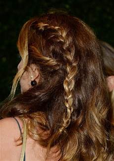 alexia niedzielski partially braided hairstyle picture trend hairstyle