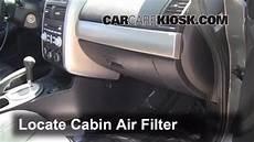 automobile air conditioning service 2012 mitsubishi galant interior lighting cabin filter replacement mitsubishi galant 2004 2012 2005 mitsubishi galant es 2 4l 4 cyl