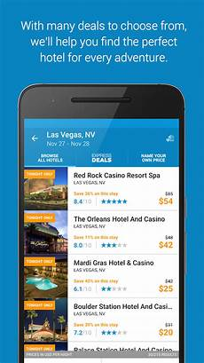 priceline hotels flight car android apps play