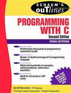 programming with c pdf byron gottfried code with c