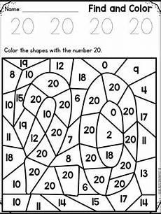 algebra worksheets 8423 numbers recognition 1 20 numbers sense worksheets for pre k in 2020 pre k kindergarten
