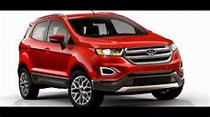 ford ecosport 2016 novidades e test drive