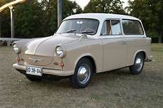 trabant 500 kombiwagen baujahr 1960 ifa freunde rostock