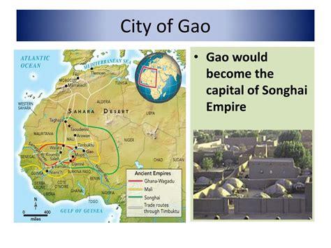 Gao Mali