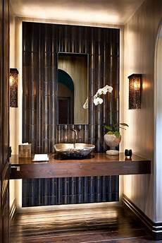 powder room bathroom ideas summer trend 25 dashing powder rooms with tropical flair