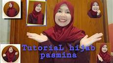 5 Tutorial Pashmina Simple