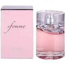 hugo femme eau de parfum for 75 ml notino co uk