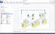 create a visio wireless network diagram conceptdraw helpdesk