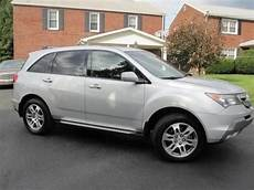 sell used 2007 acura mdx base sport utility 4 door 3 7l in