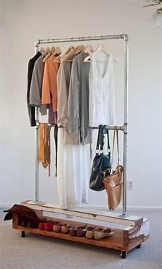 kleiderständer selber machen kleiderst 228 nder selber bauen ersatz f 252 r den