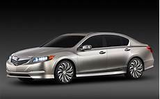 acura rlx technical specifications and fuel economy