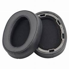 Bakeey Pair Replacement Soft Leather Earmuff by Bakeey 1 Pair Replacement Soft Sponge Foam Earmuff Earpad
