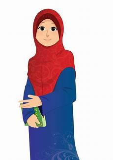Muslimah 2 D By 3aartclub On Deviantart