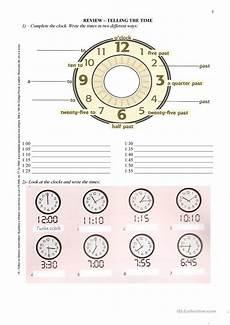 the time worksheets esl 3816 376 free esl time worksheets