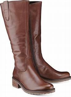 gabor stiefel kreta braun mittel g 214 rtz 45602501