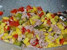 Reis Thunfisch Salat - reis thunfisch salat rezept mit bild