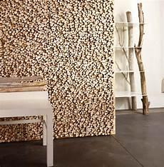 papier peint bois flotté conseils pour cr 233 er un salon 224 la d 233 co scandinave
