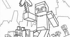 kostenlose malvorlagen minecraft ausmalbilder minecraft steve 1075 malvorlage minecraft