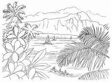 Malvorlagen Urwald Urwald Baum Malvorlage Coloring And Malvorlagan