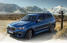 official 2018 bmw x3 photos leaked prematurely the