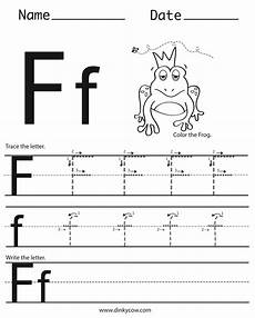 letter f tracing worksheets for preschool 23592 free printable letter f worksheets printable alphabet worksheets tracing worksheets preschool