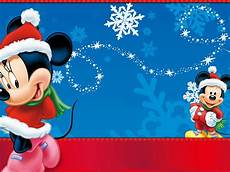 minnie and mickey mouse christmas wallpaper hd wallpapers13 com