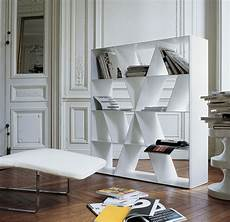 corian italia open sided corian 174 bookcase shelf x by b b italia