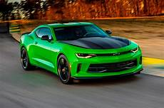 12 Things You Didn T About The 2017 Chevrolet Camaro 1le