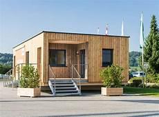 kleines fertighaus kaufen flexbox das modulhaus haas haas