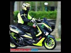 Modifikasi Warna Nmax by Yamaha Nmax Modifikasi Pilihan Warna 2015