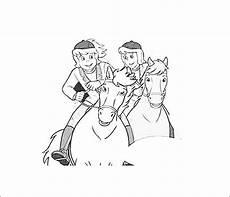 Ausmalbilder Bibi Und Tina Pferde Ausmalbilder Bibi Und Tina Kostenlos Zum Ausdrucken