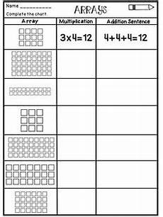 division worksheets with arrays 6420 add and multiply repeated addition 2 worksheets hojas de c 225 lculo ense 241 ar la