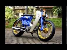 Motor Pitung Modif by Motor Trend Modifikasi Modifikasi Motor Honda C70 Si