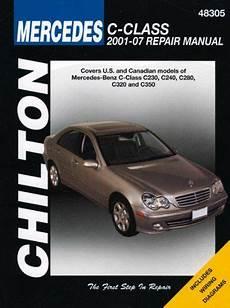 auto repair manual online 2005 mercedes benz c mercedes benz c class chiltons repair manual chilton repair manual benz c mercedes