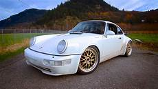 Porsche 964 Turbo Modified In Heaven Meant To Be Driven