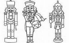 Ausmalbilder Weihnachten Nussknacker Nutcracker Characters Clipart Images With Images