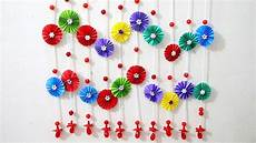Home Decor Ideas Using Paper by Paper Wall Hanging Ideas Paper Craft Ideas For Room